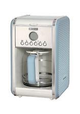 Caffettiera americana Ariete Vintage macchina caffè filtro celeste 1342 - Rotex
