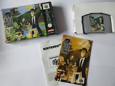Nintendo 64N64 - Blues Brothers 2000 PAL Boxed and Complete in VGC