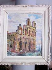Curieuse HST - TOUSSAINT (T) Les arènes ruines Rome Espagne Mexique 1900