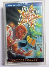 41639 Power Down - Atari XL/XE (1987) IT 0187