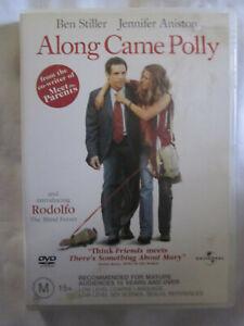 Along Came Polly Movie DVD