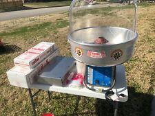 Cotton Candy Machine Auto Breeze With Lock N Go Handle 3052sr