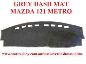 DASH MAT, DASHMAT,DASHBOARD COVER FIT MAZDA 121 METRO  1996-2002  GREY