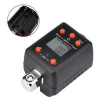 """1/2"""" Drive Digital Display Torque Wrench Adapter 10-200Nm for Maintenance USA"""