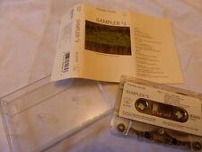 NARADA ARTISTS   SAMPLER 3   CASSETTE   1987  NC61018