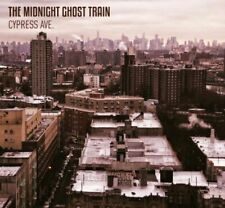 THE MIDNIGHT GHOST TRAIN: Cypress Ave. (2017) CD - Limited Edition Digipak