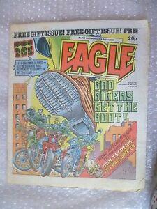 Comic- Eagle Comic No. 240, 25th October 1986