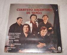 LP: Cuarteto Argentino de Tango - Las Mas Bellas Paginas de Tango
