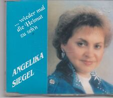 Angelika Siegel-Wieder Mal Die Heimat Zu Sehn cd maxi single