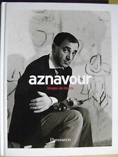 Livre Aznavour images de ma vie  /A26
