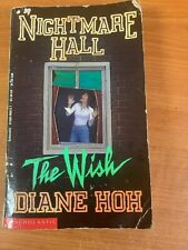 The Wish (Point Horror Nightmare Hall), Hoh, Diane #BS001