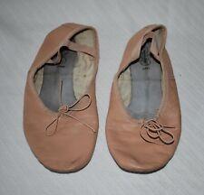 Revolution 7M Ladies Pink Ballet Shoes GUC