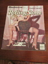 VINTAGE JUNE 13 1991 ROLLING STONE MAGAZINE ISSUE #606 MADONNA RS #1020