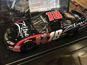 1/24 2009 Kyle Busch Nationwide Z-Line Championship Raced Version ELITE - rare