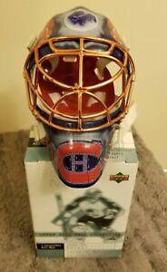 2002/2003 Upper Deck Mini Mask RARE CHROME Montreal Canadians Jose Theodore
