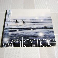 Winter Ride - Surf Music Compilation JAPAN CD Mint W/OBI #J04
