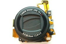 Original Canon Powershot SX120 Is 10MP Objetivo Zoom Unidad con Sensor Ccd A0729