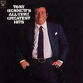 All Time Greatest Hits by Tony Bennett (Vocals) (CD, Oct-1997, Columbia (USA))