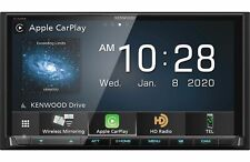 "Kenwood Excelon DMX907S 6.95"" Digital Multimedia Receiver CarPlay & Android Auto"