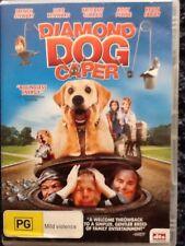 DIAMOND DOG CAPER - Kid's & Family DVD