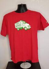 Vintage Men's Hurley Logo INTL Moving Short Sleeve Tee T Shirt XL 355