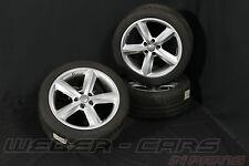 8E0601025AF Audi RS4 RS4C A4 8E 8H B7 18 Zoll Alufelgen Sommerräder 255 40 R18