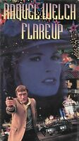 FLAREUP (VHS) Raquel Welch HTF OOP RARE! New & Sealed! 1969 Thriller Classic!
