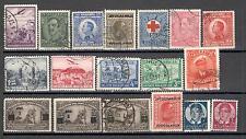 R5808 - JUGOSLAVIA 1933 - LOTTO MISTI - VEDI FOTO