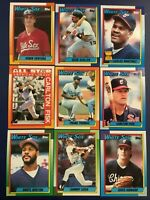 1990 Topps CHICAGO WHITE SOX Complete Team Set 31 SOSA RC FRANK THOMAS ROOKIE +