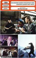 Fiche Cinéma. Les Leningrad Cowboys rencontrent Moïse (Fin./Fr./All.) 1994