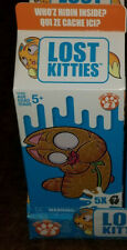 Lost Kitties Blind Box Mini-Figures Multipack Series 1 Milk Carton Box New