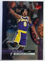 1999-00 Upper Deck Jamboree Kobe Bryant #J8, Los Angeles Lakers, HOF
