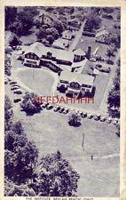 1942 THE INSTITUTE, BEULAH BEACH, OHIO