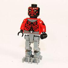 Lego Star Clone wars figura Darth Maul Mechanical legs sw493 75022 13250 ws365