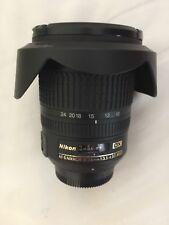 Nikon 10-24mm 1:3.5-4.5G ED Lens