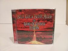 The Band of Gypsys Return by Billy Cox/Buddy Miles (Drums) (CD, May-2006,...