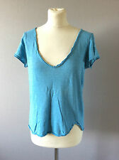 """T.SHIRT COTON FLAMME """"ZADIG & VOLTAIRE"""" TS - TBE"""