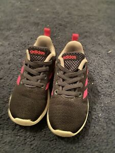 Adidas Lite Racer Boys Girls Kids Toddler Sneakers Shoes Size