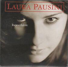 LAURA PAUSINI INCANCELLABILE  PROMO RADIO CD SINGOLO cds