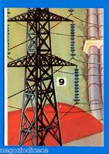 I GRANDI DELLA SCIENZA E DELLA TECNICA Figurina-Sticker n 269 -ENERGIA ELETT-Rec