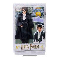 Harry Potter Poupée Articulée de 26 Cm en Costume Bal de Noël avec son Invita...