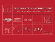 Precedents in Architecture: Analytic Diagrams, Formative Ideas, and Partis,  Boo