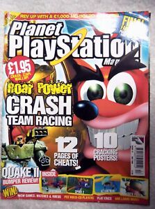 75819 Issue 13 Playstation Planet Magazine 1999