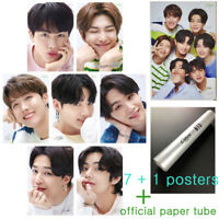 BTS Chilsung Cider Official Posters bts photocard 2020 free shipping+Tracking