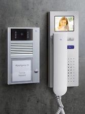 TCS Videosprechanlage Videoanlage 1 Wohneinheit PVC1410-0010 Farbe Komplettset