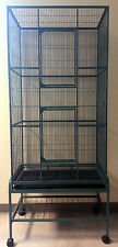 "74"" Extra Large 5 Level Ferret Chinchilla Hamster Glider Rat Squirrel Cage 090"