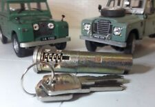 POIGNÉE DE PORTE BARILLET SERRURE & clés 320609 Land Rover Série 1 2 2 A & 3 LWB