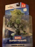Marvel Super Heroes Disney Infinity 2.0 Edition Green Goblin Figure NIB