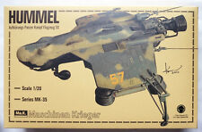 "WAVE 1/20 ""Hummel"" Maschinen Krieger Ma.K. MK-35 scale model kit"