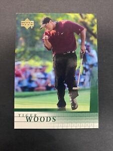Tiger Woods 2001 Upper Deck Rookie
